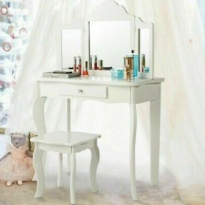 Kids Vanity Table