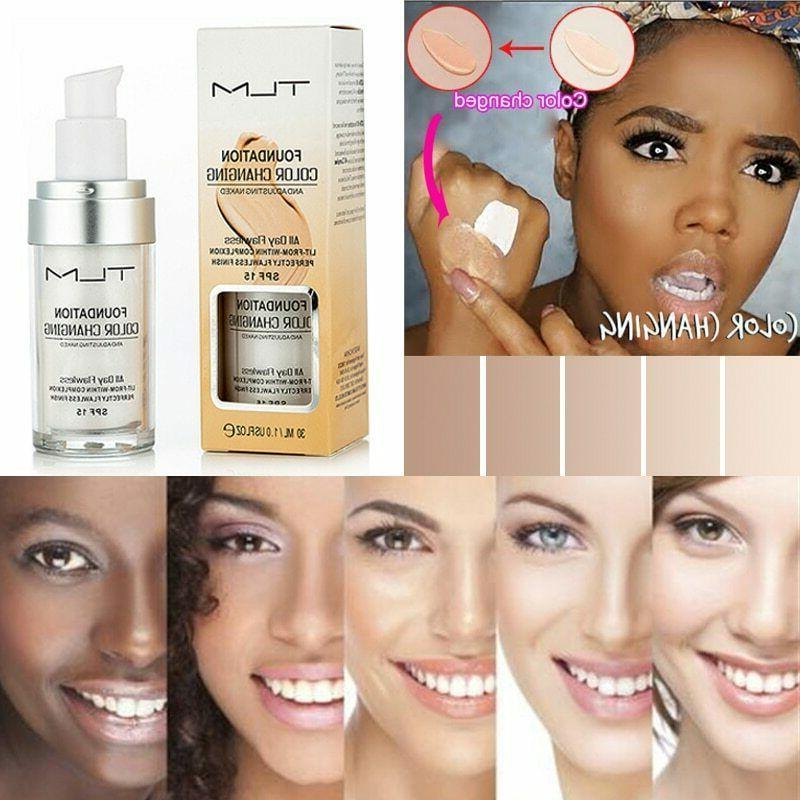pro classic 30ml tlm colour changing foundation