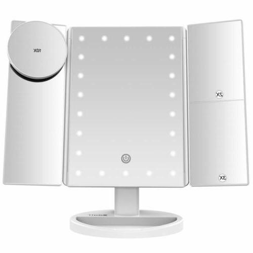 Vanity Mirror 22 LED Touch Screen