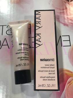 Mary Kay Matte-Wear Liquid Foundation