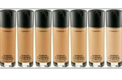 NEW MAC MATCHMASTER COSMETICS STUDIO FIX FLUID SPF15 FOUNDAT