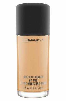 MAC MAC Studio Fix Fluid Foundation Spf 15 - Nc40