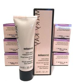 MARY KAY TIMEWISE MATTE WEAR LIQUID FOUNDATION~YOU CHOOSE~SH